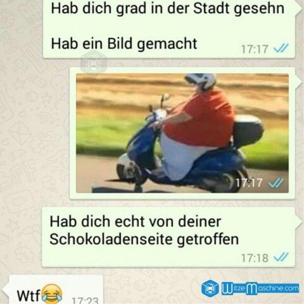 Lustige WhatsApp Bilder und Chat Fails - Fettenwitze