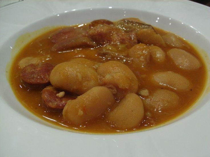 Judiones de la Granja, la receta y su historia - El Aderezo - Blog de Recetas de Cocina