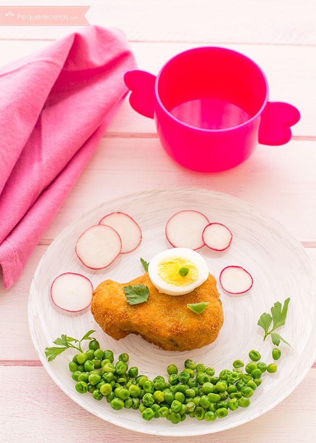 nuggets de pescado
