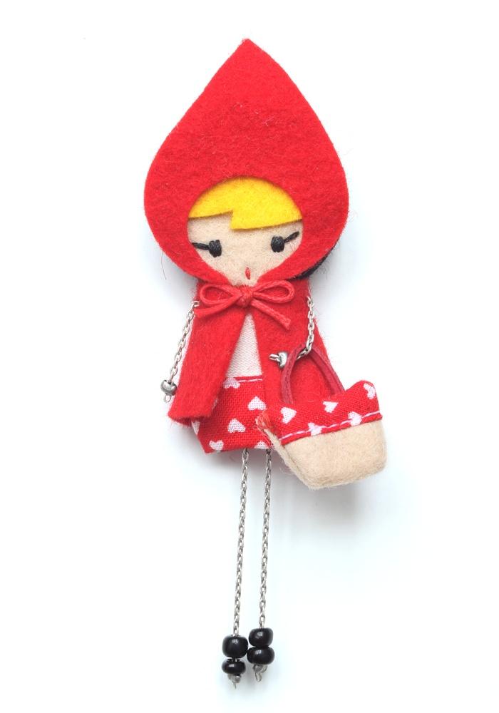Caperucita Roja. De Minimis, una super artista.