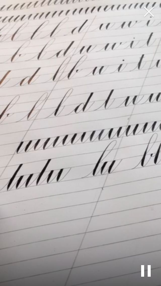 Top 25 Ideas About Calligraphy Technical Instruction On