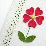 Gift Wrap Ideas, hearts, flower, diy