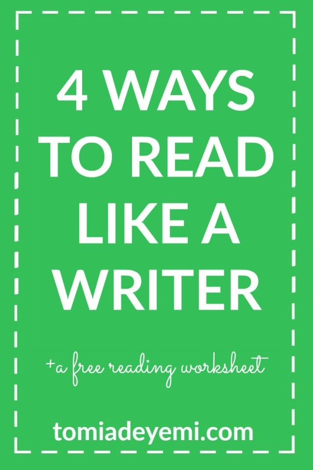 Writing: How To Turn Your Life Into A Novel