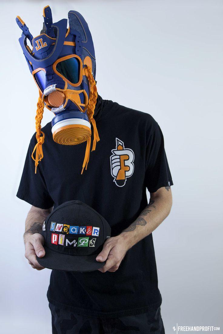 FREEHAND PROFIT — No.89 : Miami Nights 11 Gas Mask   Gas mask ...
