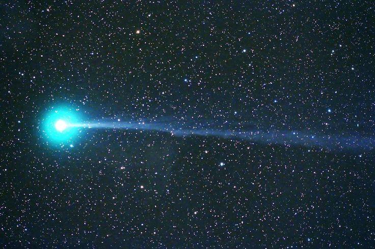 Аномальное изменение радиации на Планете, Комета Lovejoy (C/2014 Q2)