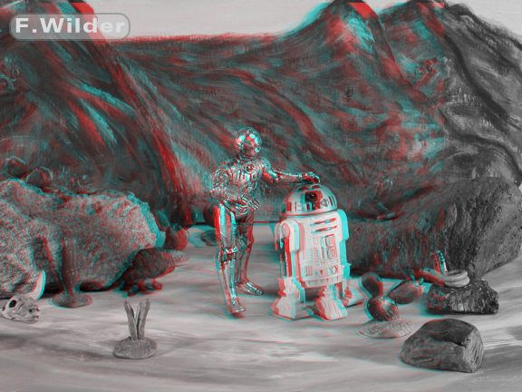 165 best Anaglyph 3D images on Pinterest
