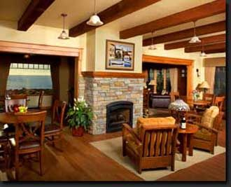 59 best images about bungalow fireplaces on pinterest for Craftsman farmhouse interior