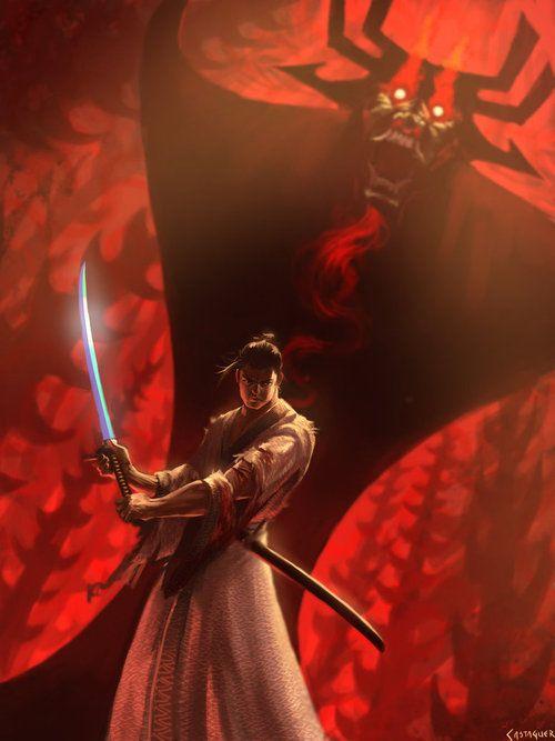 Samurai Jack: Fight Me Aku! - Daemon Castaguer