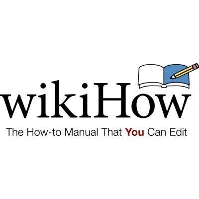 WikiHow, il progetto collaborativo che ambisce a divenire il più grande manuale sul come si fa qualcosa, qualsiasi cosa... avete bisogno di imparare come si fa a costruire una stella ninja con un cd?