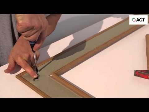 AGT Установка межкомнатных дверей: видео-инструкция - YouTube