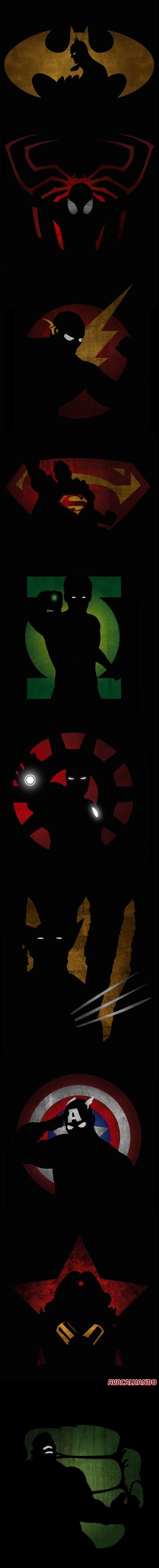 Avacalhando: Heróis Nas Sombras
