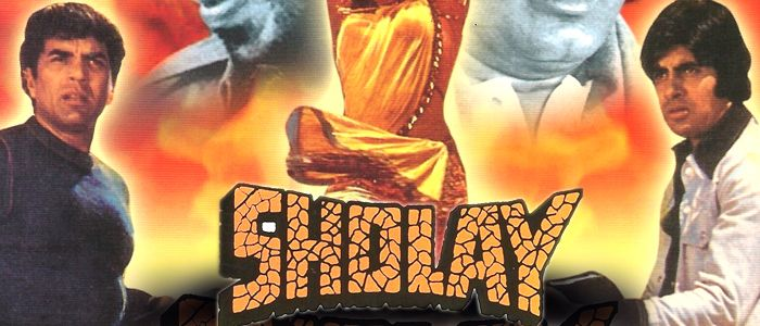 Sholay in 3D!