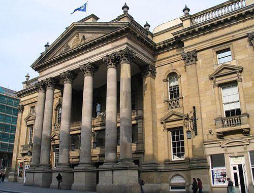 I heart Newcastle-upon-Tyne