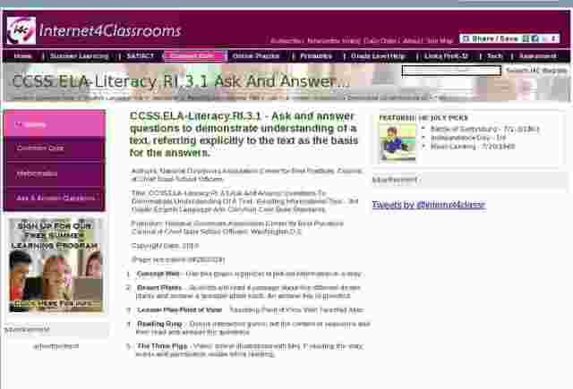 3. 1 Ask And Answer Questions To Demonstrate #ask #question #online http://questions.remmont.com/3-1-ask-and-answer-questions-to-demonstrate-ask-question-online/  #ask and answer questions # CCSS.ELA-Literacy.RI.3.1 – Ask and answer questions to demonstrate understanding of a text, referring explicitly to the text as the basis for the answers. Authors: National Governors Association Center for Best Practices, Council of Chief State School Officers Title: CCSS.ELA-Literacy.RI.3.1 Ask And…