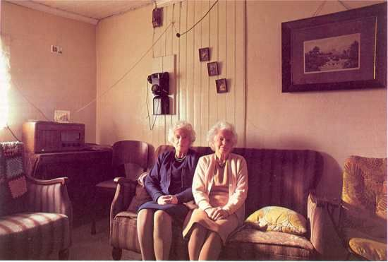 Rachel and Fanny Short, Bannockburn