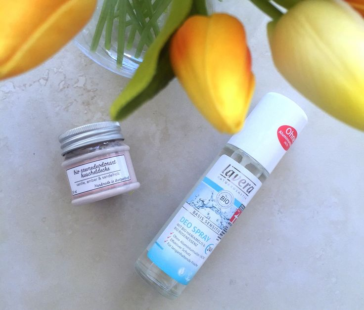 So you don't care about natural stuff. But when it comes to your everyday must-have deodorant you need to pay attention to what goes inside them. With