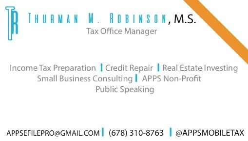 APPSMOBILETAX offers expertise in Retail, Taxes and also Business - retail marketing resume