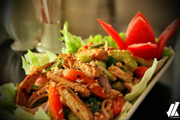 Yum Gai Salad