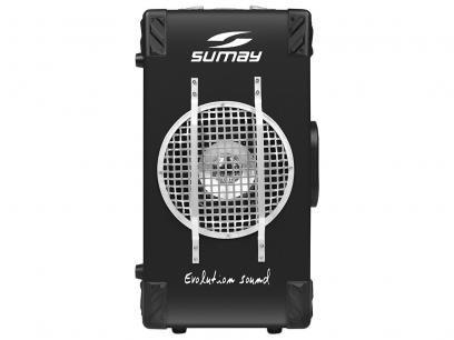 Caixa de Som Bluetooth Portátil Sumay SM-CAP07 - 60W USB com Subwoofer e Microfone com as melhores condições você encontra no Magazine Slgfmegatelc. Confira!