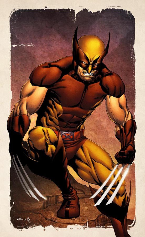 Wolverine by Robert Atkins