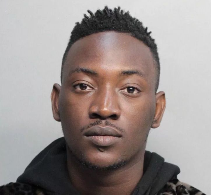 Here Is The Other Nigerian Arrested Alongside Dammy Krane In The United States For Credit Card Fraud