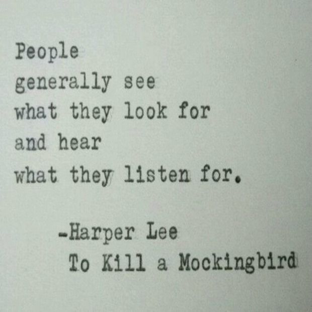 10 Harper Lee Quotes That Taught Us How To Be A Good Person