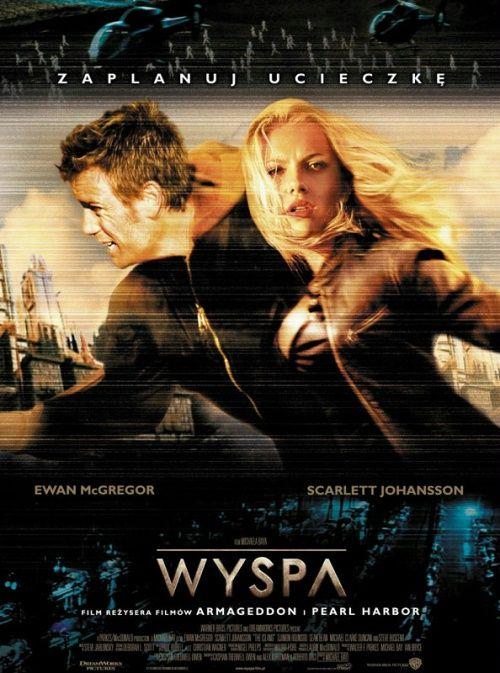 Wyspa, 2005 plakat