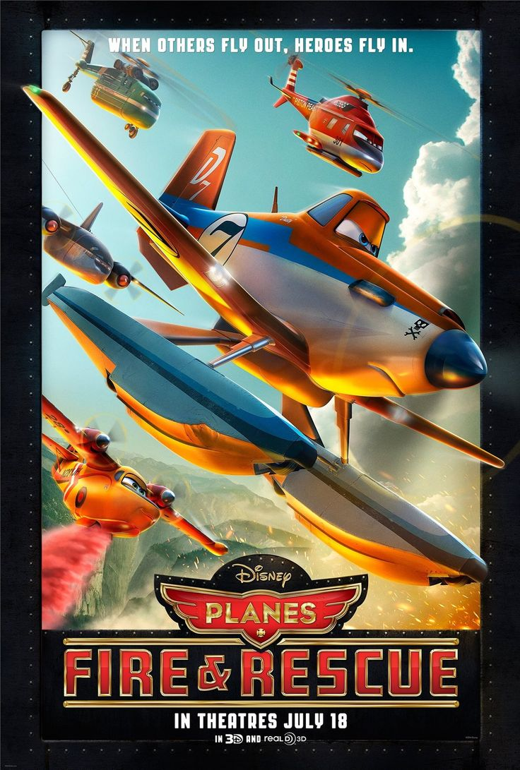 WIN 1 of 5 Family Passes to Disney Planes: Fire  Rescue Advance Movie Screening! Ends 7/10/2014 ENTER: http://www.snymed.com/2014/06/disney-planes-fire-rescue-family-movie.html