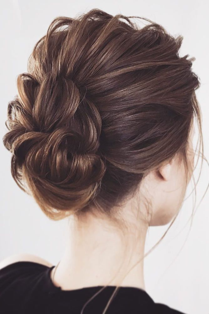 36 Amazing Graduation Hairstyles For Your Special Day Short Hair Updo Messy Short Hair Thin Hair Updo