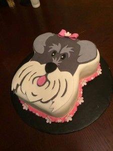 Schnauzer cake http://cakedecorating.myfavoritecraft.org/birthday-cake-images/