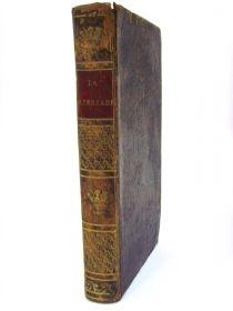 """Salle des ventes ABC : """"La Henriade"""" de Voltaire en dix chants, éditée en 1811 à Paris chez Auguste Delalain. Double traduction, en français et en latin"""