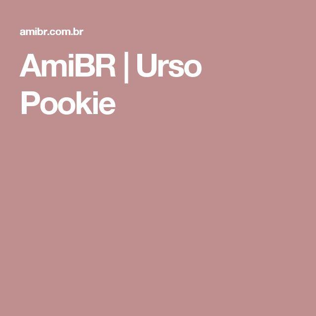 AmiBR | Urso Pookie