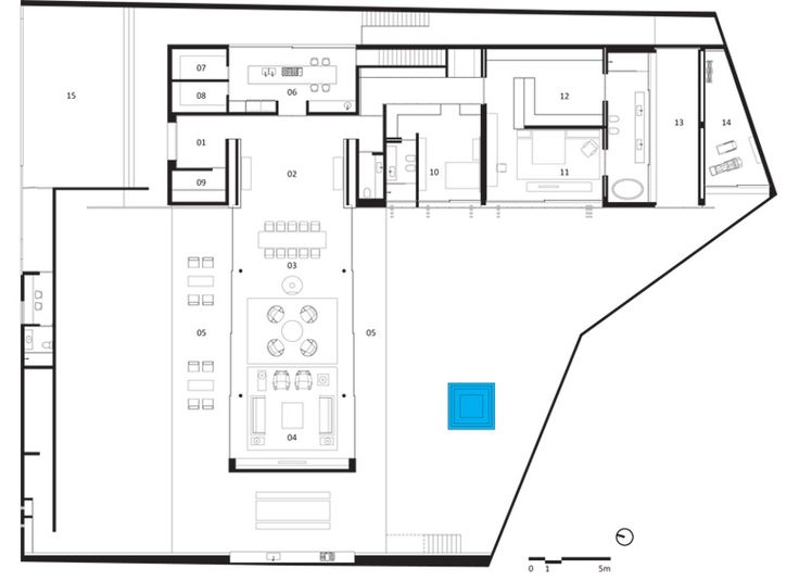 136 best floor plan / plano images on pinterest | architecture