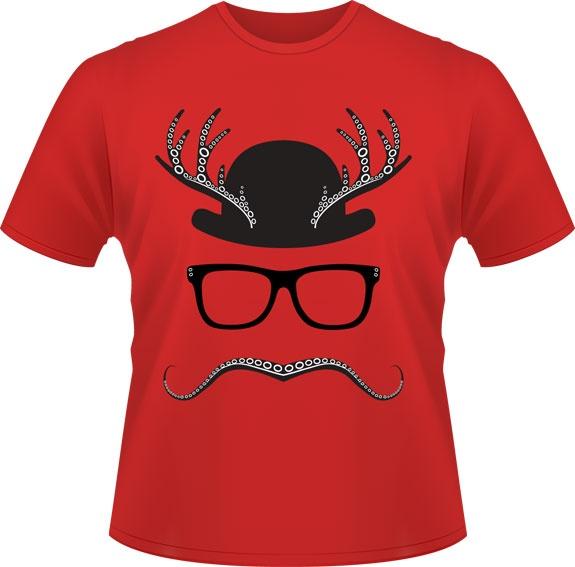 Le visage - Don de Rouge, T-shirts pour la cause du 24h de Tremblant - 25$
