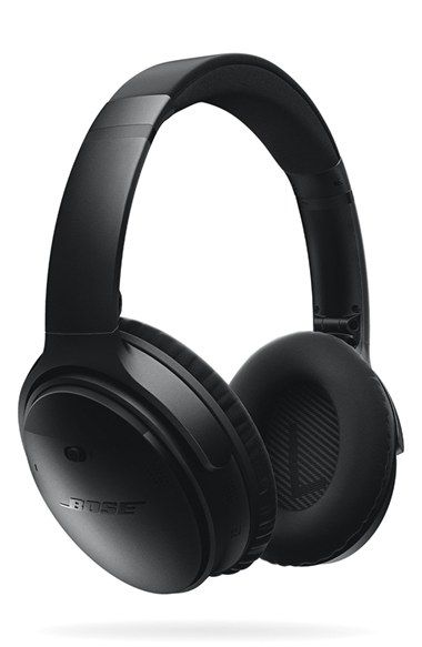 Bose, wireless via bluetooth, 20 h playtime, Advanced noise reduction, around-ear, price: 2,570.31 dkk