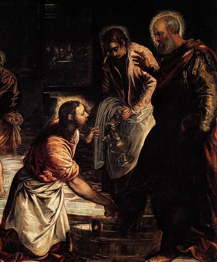 Capturador de Imágenes: JUEVES SANTO Misa vespertina de la Cena del Señor