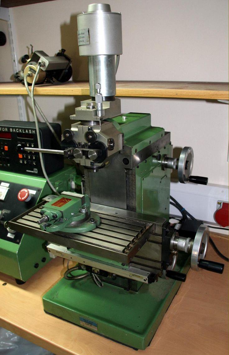 Leinen FM1 Precision Drill/Miller