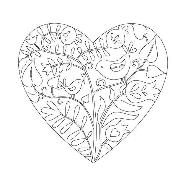 Készítsétek el Ti is Káposztás Judit madárkás papírmetszetét! Amire szükséged lesz hozzá: - fotókarton vagy akvarell papír, amire kinyomtatod a...