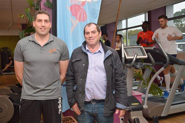 Sybé Sport à #Brest soutient l'association la Fée du Bonheur http://www.sybe-sport.com/index.php/actualites-fitness/93-challenge-fitness-association-fee-du-bonheur