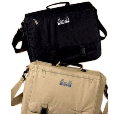 We offer you a variety of Customized Briefcases and Laptop Bags with your  embroidered logo to