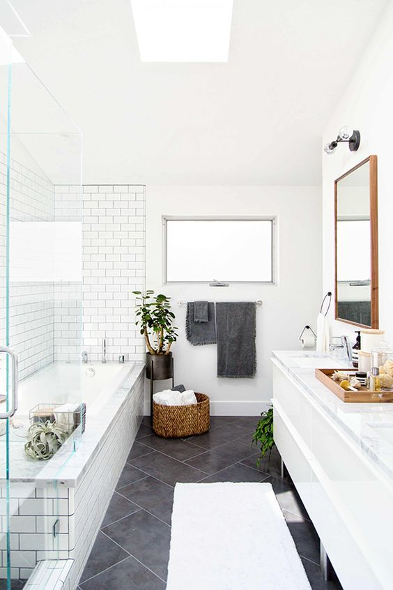 tip for updating your bathroom