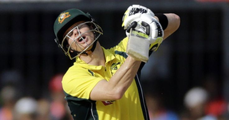 Finch century carries Australia to 293-6 in 3rd ODI vs India - FOXSports.com #757Live