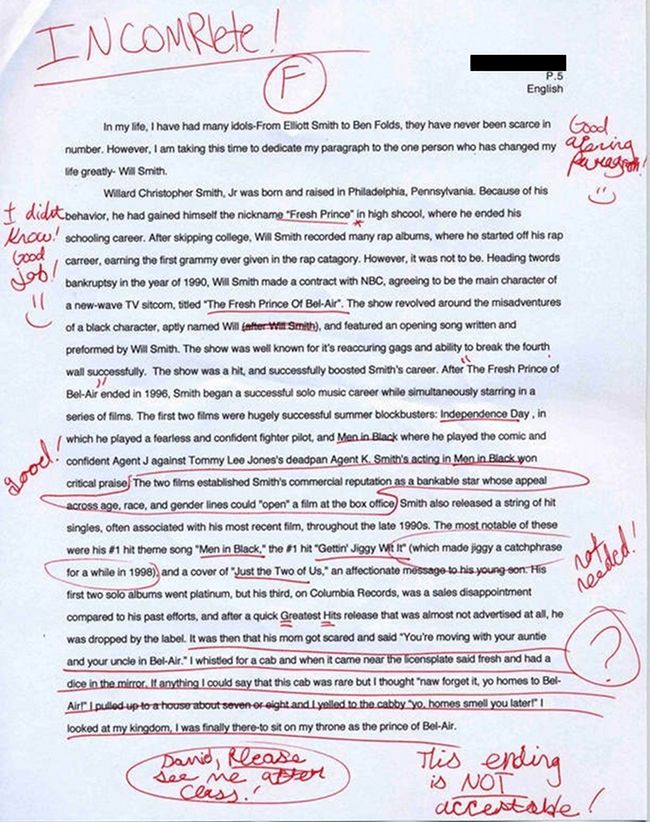 funny paper essay We've never written about this essay on our college admissions blog before but we figuredwhy not if one were to ask us what is the most famous college essay.