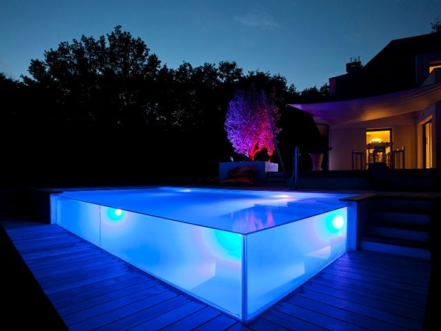 Cele mai bune 25 de idei despre eclairage piscine hors for Piscine hors sol fibre de verre