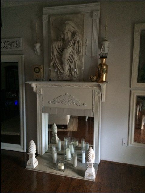 Fireplace In My Condo