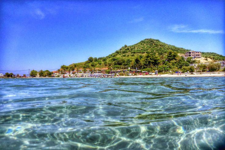 Alykanas Beach in Zakynthos Photo by Alistair Ford (http://bit.ly/2C1MqmA)