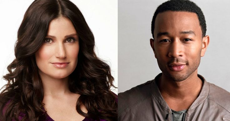 'Super Bowl 2015' Gets Idina Menzel and John Legend -- Idina Menzel will sing the National Anthem before 'Super Bowl XLIX' kicks off, with John Legend performing 'America the Beautiful.' -- http://www.tvweb.com/news/super-bowl-2015-idina-menzel-john-legend