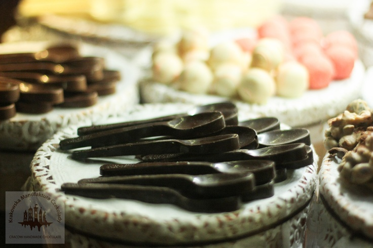 Come and try them ! #chocolate #poland #sweets #pralines