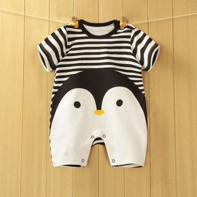 Baby animal onesie, baby penguin very cute ! $8 strong recommend !