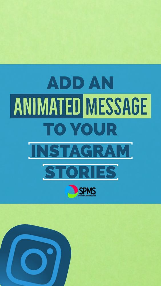 Get six of the best apps for adding animated text to Instagram or Facebook Stories (or any social media videos)